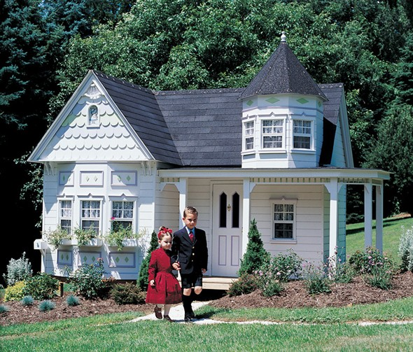 grand victorian playhouse plans