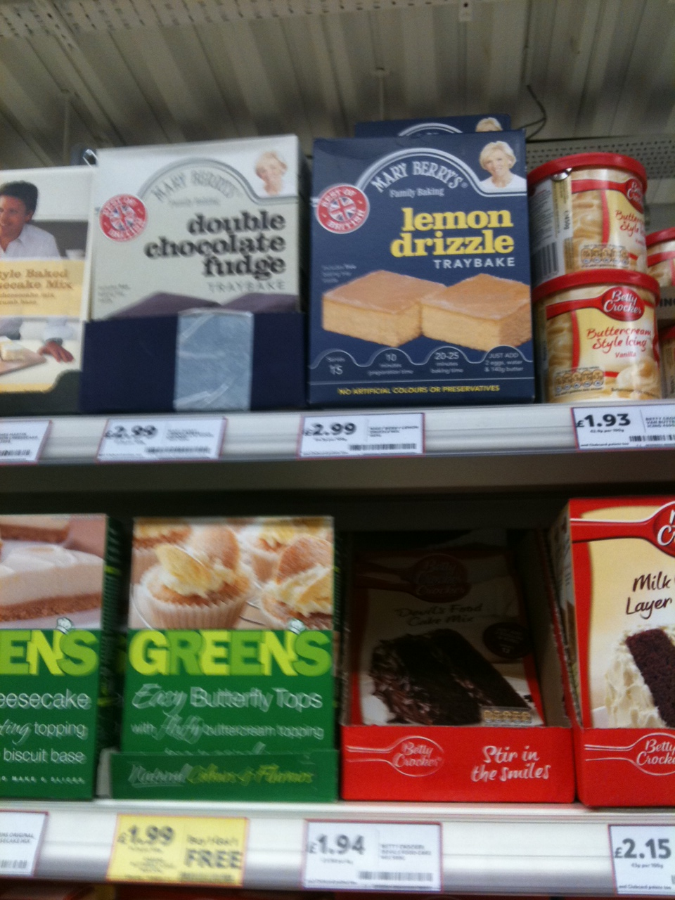Sainsbury S Cake Decorations Sprinkles : Exciting baking supplies shopping trip!*% Kerry Cooks