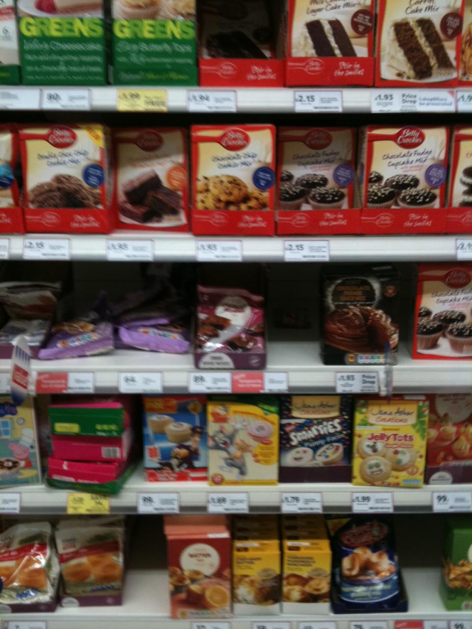 Cake Decorating Beeston : Exciting baking supplies shopping trip! Kerry Cooks
