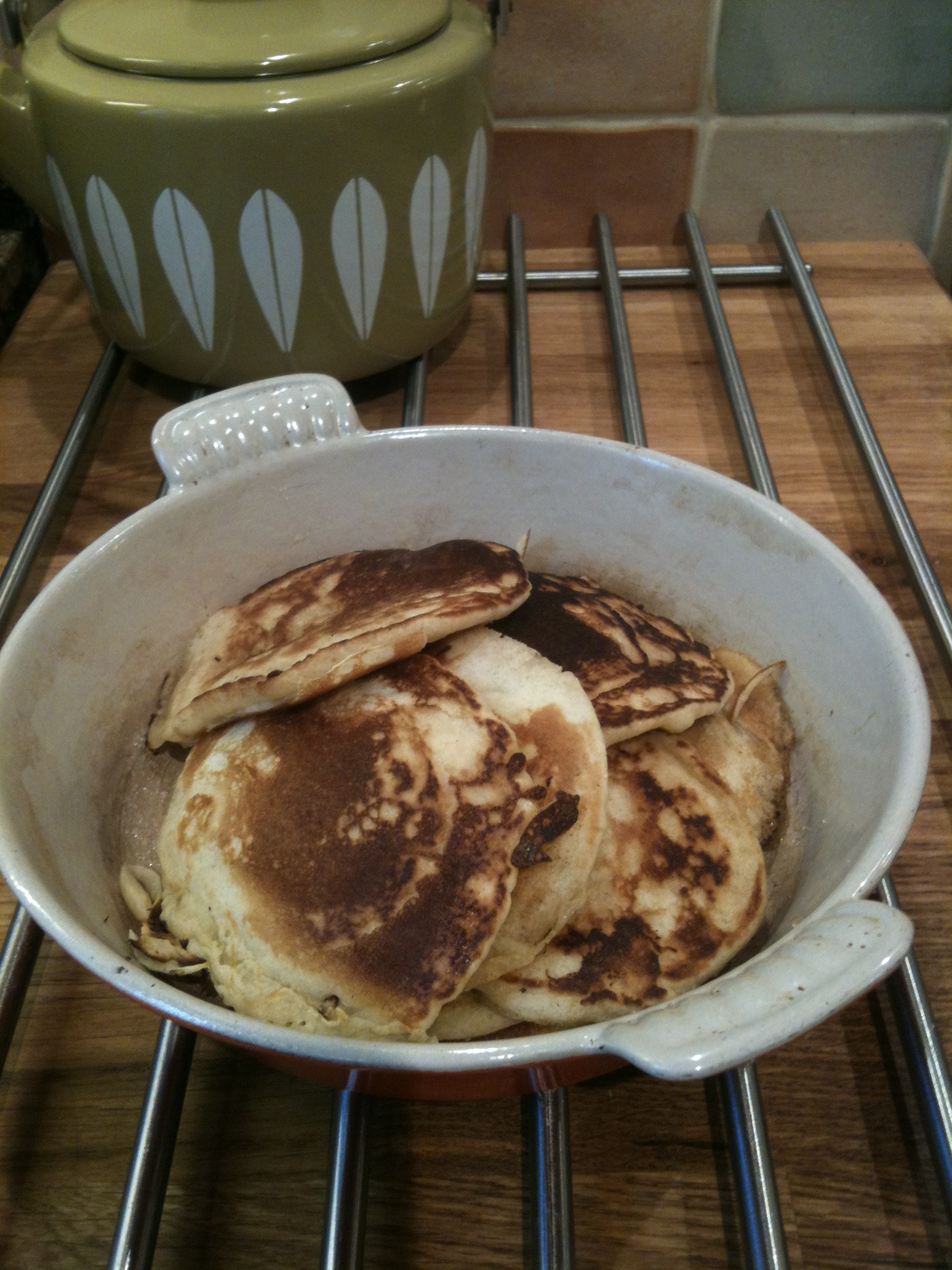 Scotch pancakes from mary berrys 100 cakes and bakes kerry cooks scotch pancakes fandeluxe Gallery