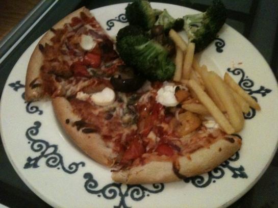Review Tesco Thin And Crispy Frozen Pizza Vs Sainsburys