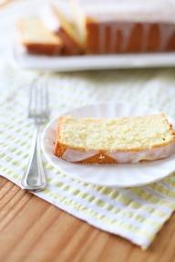 Lemon Loaf Cake by Annie's Eats